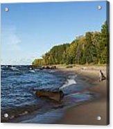 Lake Superior Union Bay 4 Acrylic Print