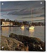 Lake Windermere Ambleside, Cumbria Acrylic Print