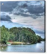 Lakeside 2 Acrylic Print