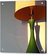 Lamp And Shadows Acrylic Print