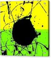 Land Mines Acrylic Print