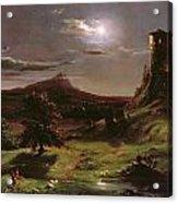 Landscape - Moonlight Acrylic Print