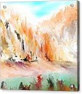 Landscape 111511 Acrylic Print