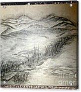 Landscape 50 Acrylic Print