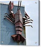 Langusta Lobster Acrylic Print