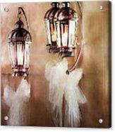 Lanterns Acrylic Print