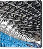 Large Stadium Acrylic Print
