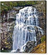 Large Waterfall Acrylic Print