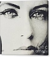 Laroe Eyes 90 Acrylic Print