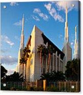 Las Vegas Palms Acrylic Print