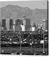 Las Vegas Suburbs Acrylic Print