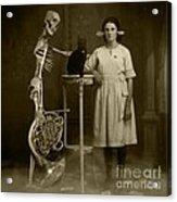 Last Ouija Game Acrylic Print