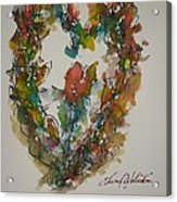 Lasting Heart My Love Acrylic Print