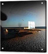 Late Flight Acrylic Print
