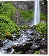 Latourell Falls - Columbia River Gorge Acrylic Print