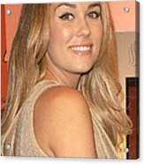 Lauren Conrad At A Public Appearance Acrylic Print by Everett