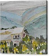 Le Liban Perdu 2 Acrylic Print