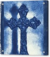 Lead Me To The Cross 3 Acrylic Print