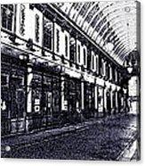 Leadenhall Market Acrylic Print