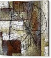Leaf Whisper 1 Acrylic Print