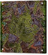 Leafy Goodness Acrylic Print