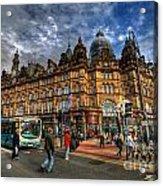 Leeds Kirkgate Market Acrylic Print