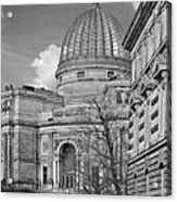 Lemon Squeezer - Academy Of Fine Arts Dresden Acrylic Print