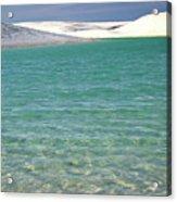 Lencois Maranhenses National Park Acrylic Print