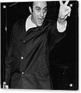Lenny Bruce 1925-1966 Social Critic Acrylic Print