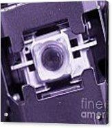 Lens Of A Cd Player Acrylic Print
