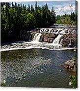 Lepreau Falls Acrylic Print