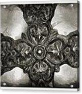 Let Mercy Reign 4 Acrylic Print