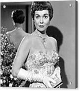 Lets Do It Again, Jane Wyman, 1953 Acrylic Print