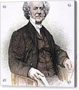 Lewis Tappan (1788-1873) Acrylic Print