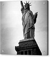 Liberty Island Acrylic Print