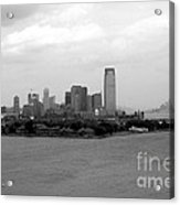 Liberty Science State Park Acrylic Print