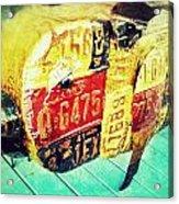 Licensed Pig Acrylic Print