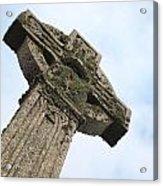 Lichen Cross Acrylic Print
