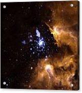 Life Cycle Of Stars Acrylic Print