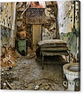 Life In Prison Acrylic Print by Paul Ward