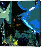 Life In The Sea Acrylic Print