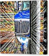 Life Is A Highway Acrylic Print