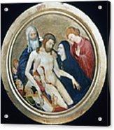Life Of Christ Acrylic Print
