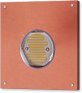 Light Dependent Resistor Acrylic Print