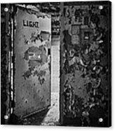 L.i.g.h.t. Acrylic Print