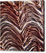 Light Micrograph Of Smooth Muscle Tissue Acrylic Print