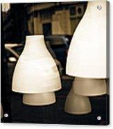 Light Shades Acrylic Print