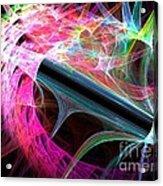 Light Speed Acrylic Print