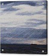 Light Through The Clouds Acrylic Print