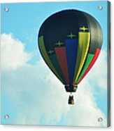 Lighter Than Air Acrylic Print